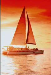 Saipan Sunset Cruise Activities